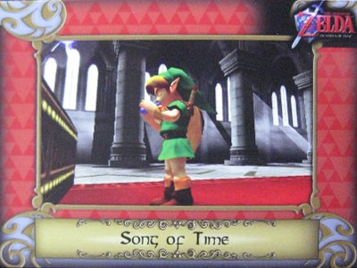 Song of Time #015 Common