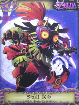 Skull Kid #025 Common