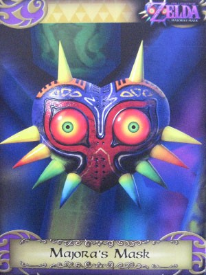 Majora's Mask #027 Common