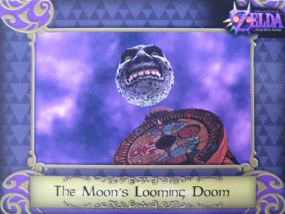 The Moon's Looming Doom #034 Common