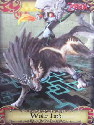 Wolf Link #037 Common
