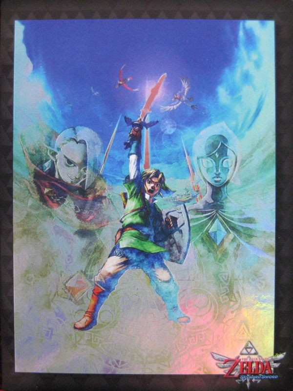 The Legend of Zelda: Skyward Sword #68 Foil