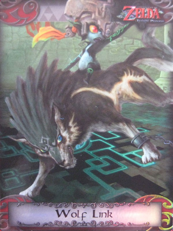 Wolf Link #93 Parallel Silver Foil