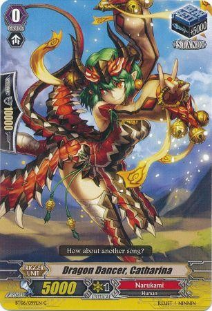 Dragon Dancer, Catharina BT06/099EN C