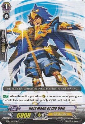 Holy Mage of the Gale BT09/093EN C