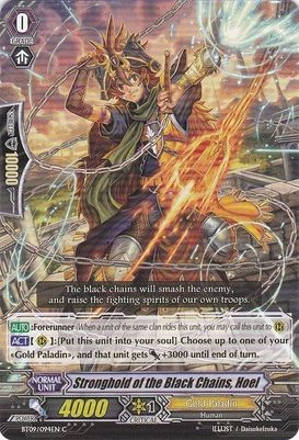 Stronghold of the Black Chains, Hoel BT09/094EN C