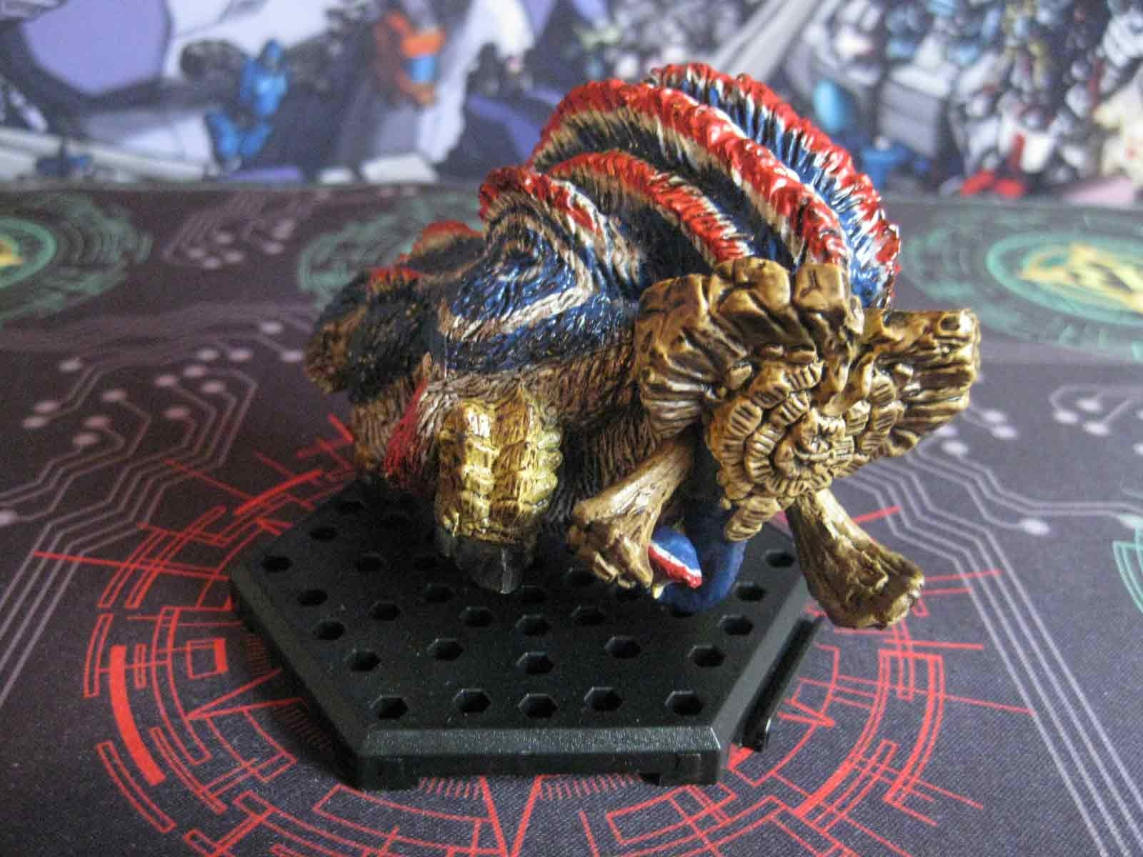 Gammoth :: Monster Hunter Figure Builder Plus Volume 4