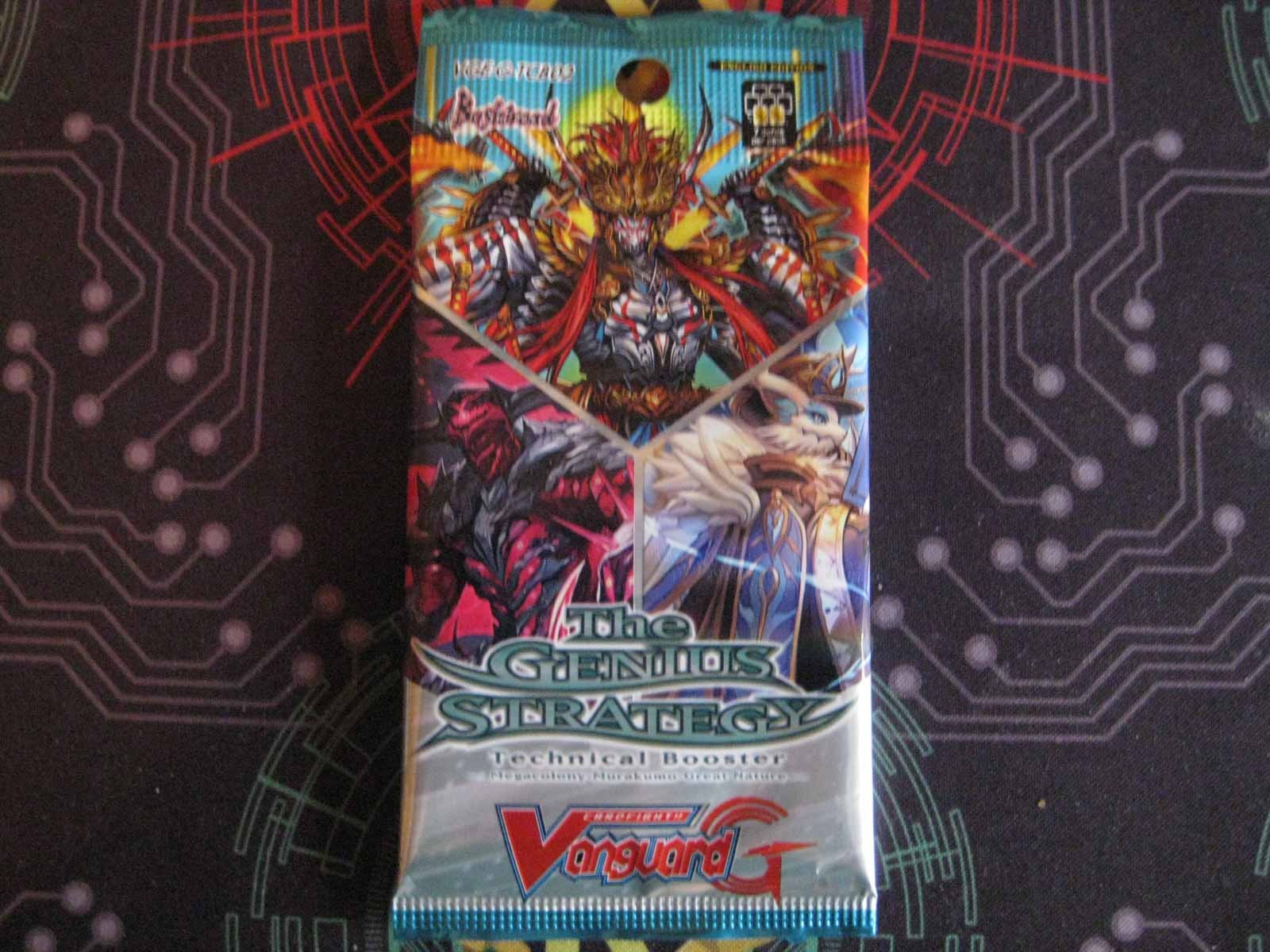 Technical Booster Pack: The Genius Strategy VGE-G-TCB02