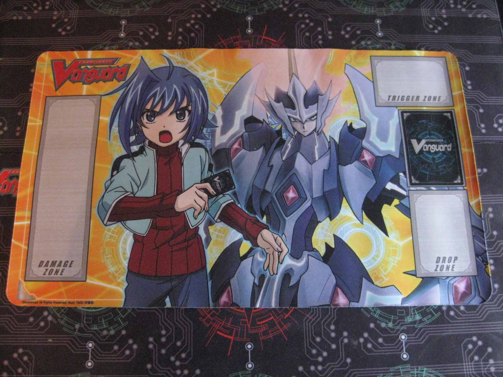 PlayMat: Aichi and Majesty Lord Blaster BT05