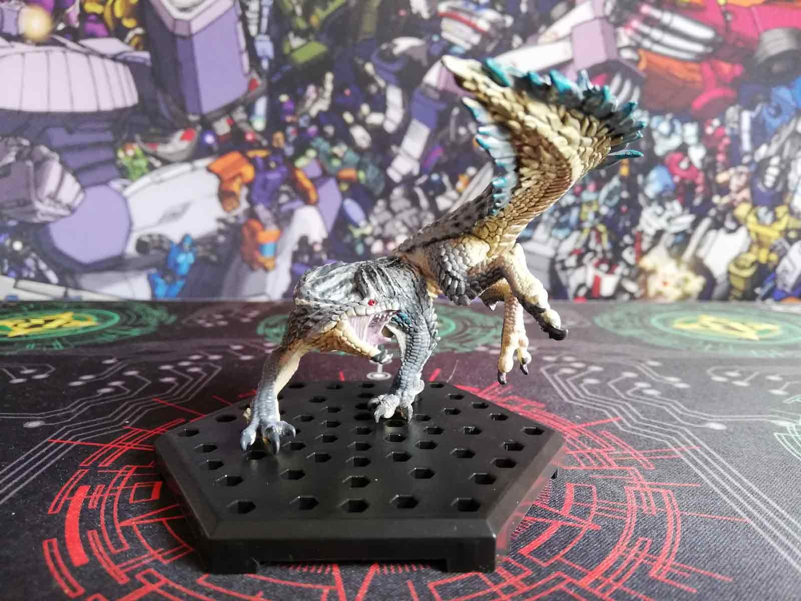 Tobi-Kadachi :: Monster Hunter World Figure Builder Plus Volume 11