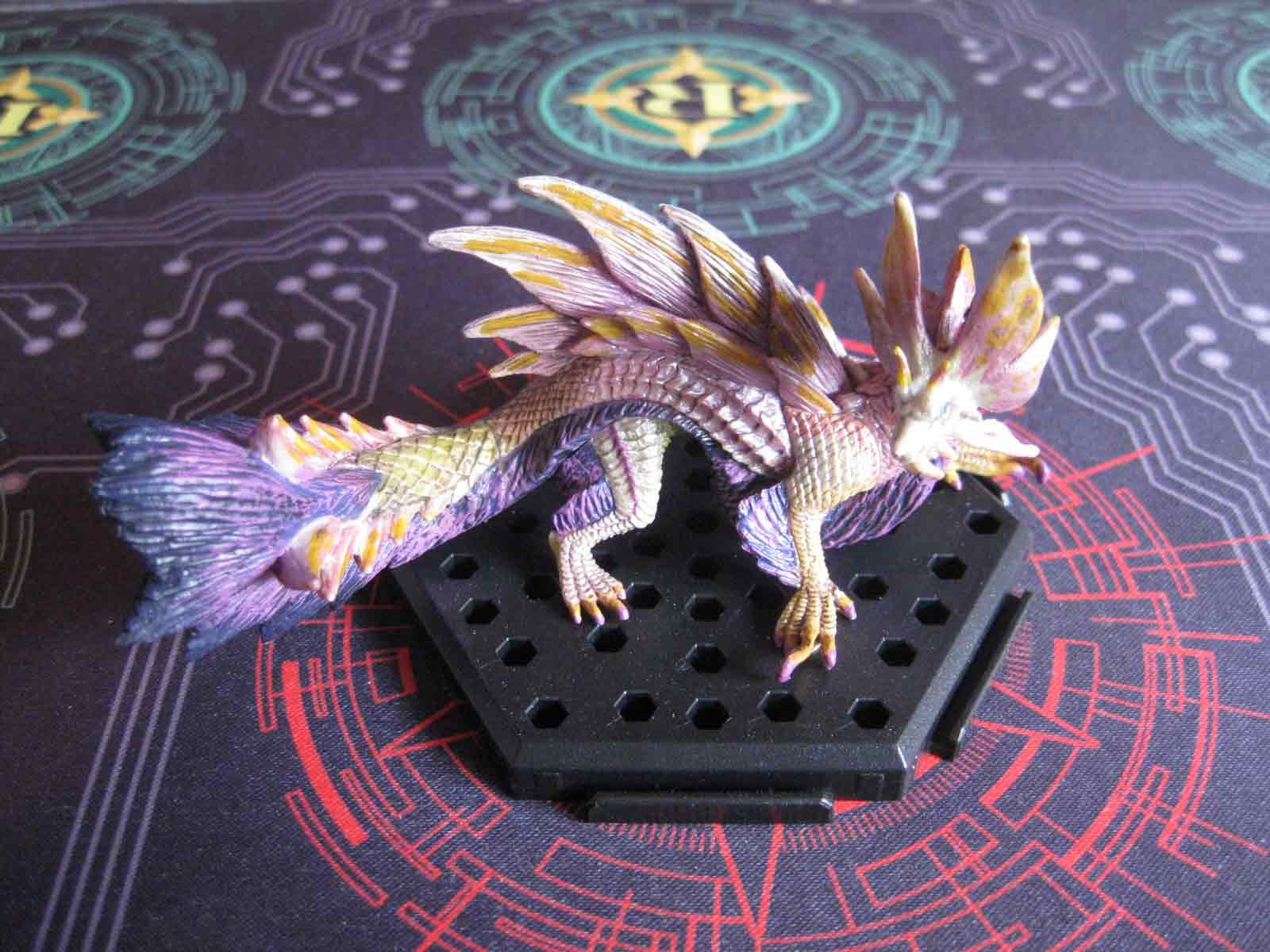Mizutsune :: Monster Hunter Figure Builder Plus Volume 5