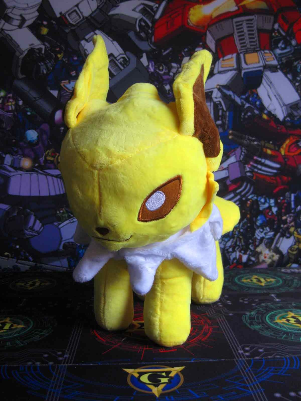 PokéMon Jolteon Plush ~12 inch / ~30 cm
