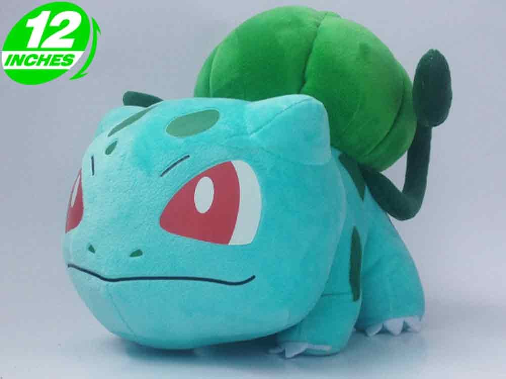 PokéMon Bulbasaur Plush ~12 inch / ~30 cm
