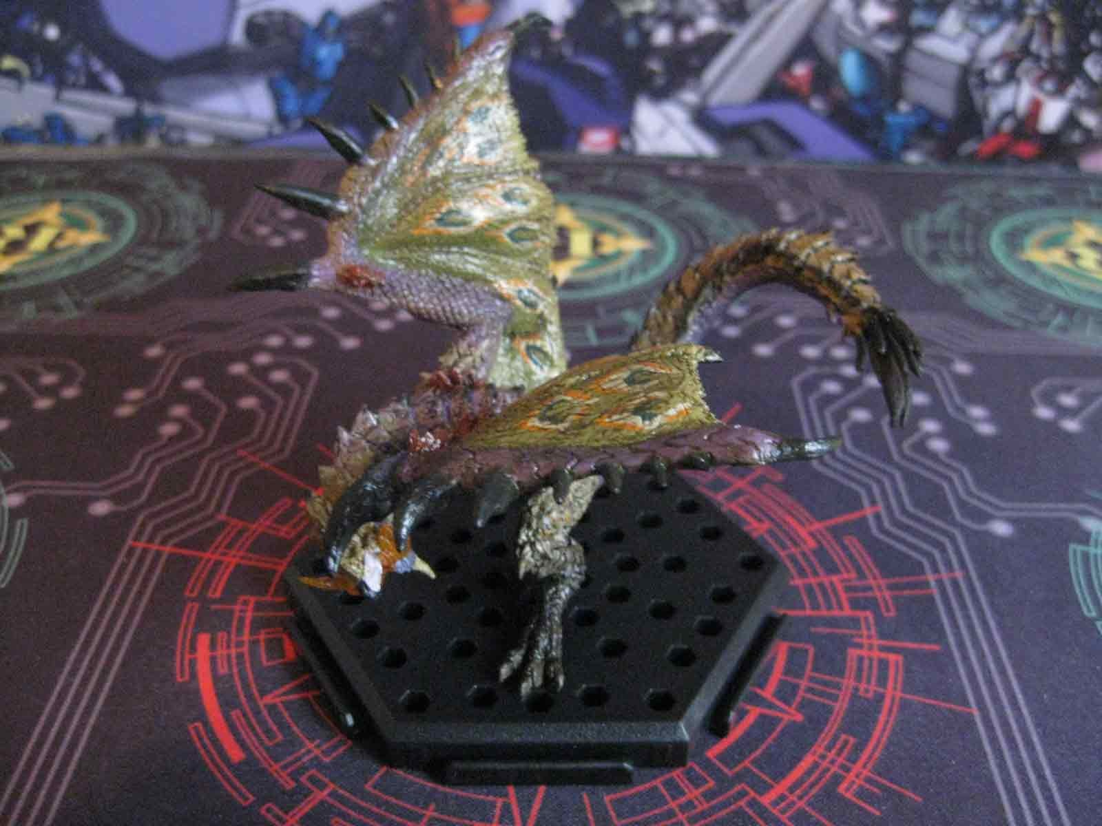 Dreadqueen Rathian :: Monster Hunter Figure Builder Plus Anger Ver.2