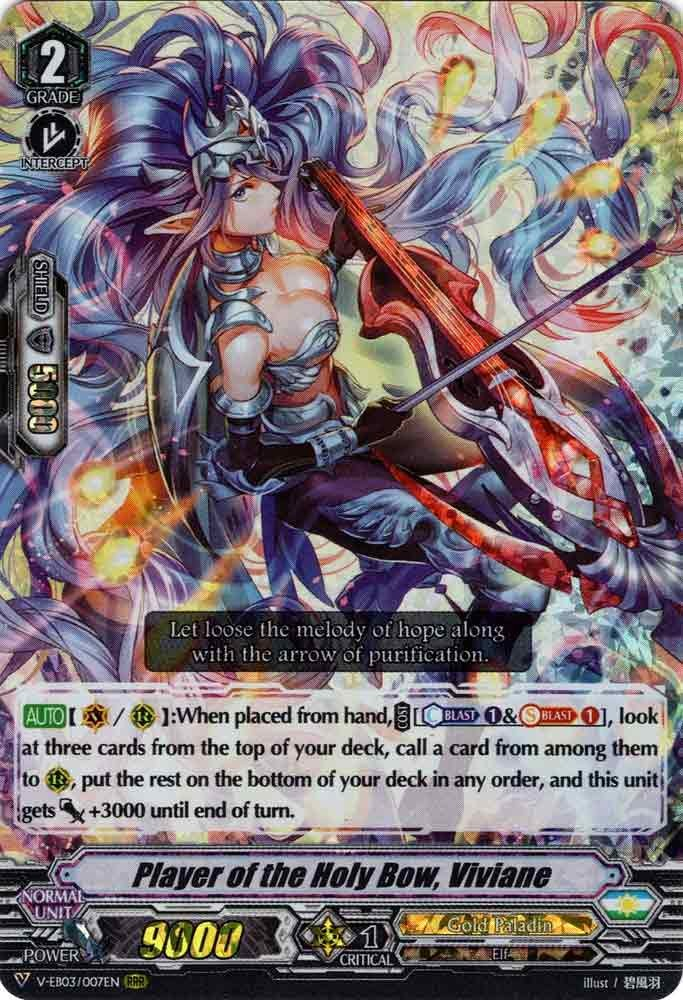 Player of the Holy Bow, Viviane V-EB03/007EN RRR
