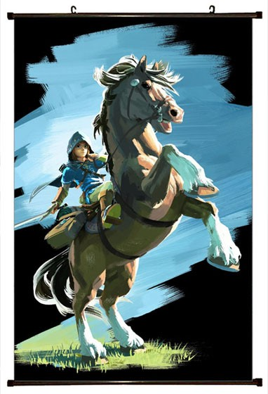 Wallscroll: The Legend of Zelda Breath of the Wild #03
