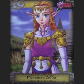 Princess Zelda #002 Common