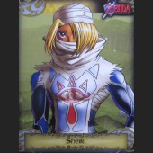 Sheik #004 Common