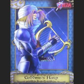 Goddess's Harp #013 Common