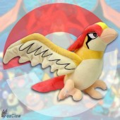 PokéMon Pidgeot Plush ~12 inch / ~30 cm