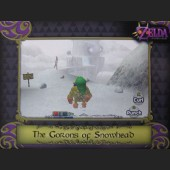 The Gorons of Snowhead #036 Common