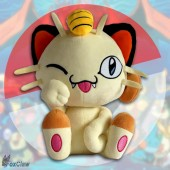 PokéMon Meowth Plush ~12 inch / ~30 cm