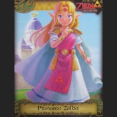 Princess Zelda #74 Common