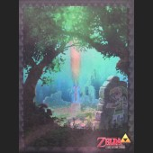 The Legend of Zelda: A Link Between Worlds #86 Foil