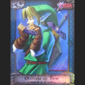 Ocarina of Time #97 Parellel Silver Foil