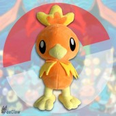 PokéMon Torchic Plush ~12 inch / ~30 cm
