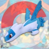 PokéMon Latios Plush ~12 inch / ~30 cm
