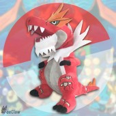 PokéMon Tyrantrum Plush ~12 inch / ~30 cm