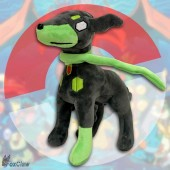 PokéMon Zygarde 10% Plush ~12 inch / ~30 cm