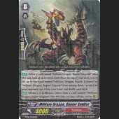 Military Dragon, Raptor Soldier BT08/034EN R