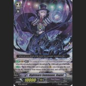 Nightmare Summoner, Raqiel BT09/018EN RR