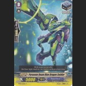 Pyroxene Beam Blue Dragon Soldier BT09/061EN C
