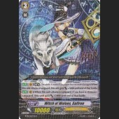 Witch of Wolves, Saffron BT10/027EN R