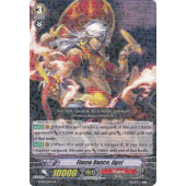 Flame Dance, Agni BT14/031EN R