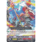 Dragon Knight, Akram BT14/033EN R