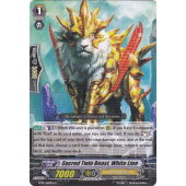 Sacred Twin Beast, White Lion BT14/060EN C