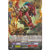 Lizard Soldier, Grom BT15/063EN C