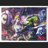 TLoZ Skyward Sword #D10 Decal Sticker