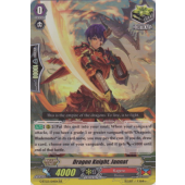 Dragon Knight, Jannat G-BT03/014EN RR