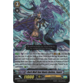 Dark Wolf that Hunts Deities, Fenrir G-BT11/014EN RR