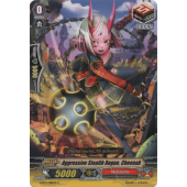 Aggressive Stealth Rogue, Cheenah G-BT11/081EN C