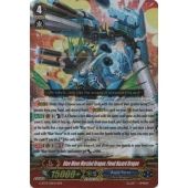Blue Wave Marshal Dragon, Flood Hazard Dragon G-BT13/011EN RRR