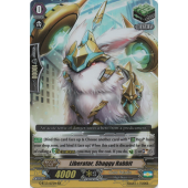 Liberator, Shaggy Rabbit G-BT13/017EN RR