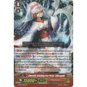 Sweetly Smiling Ice Petal, Shirayuki G-BT13/041EN R