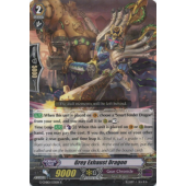Grey Exhaust Dragon G-CHB01/031EN R