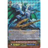 Blue Flight Marshal Dragon, Mythril-core Dragon G-FC02/021EN RRR